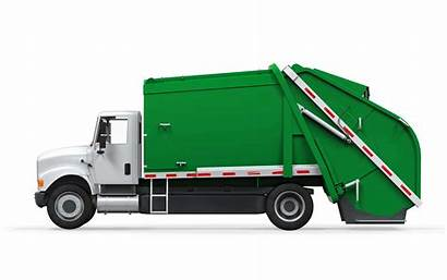 Truck Driver Thinking Recology Recycling Quick Saves