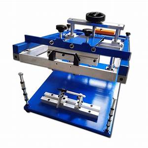 screen printing machine for pen/bottles/cups/silicon ...