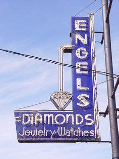 1000 images about neon jewelry signs on