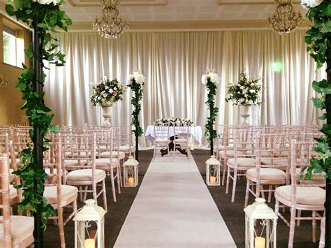 draping flowers for weddings wedding drapery flower walls ireland simply