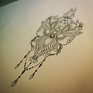 Tatouage Arriere Bras : tatouage lotus mandala avant bras ~ Melissatoandfro.com Idées de Décoration