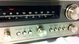 Onkyo Stereo Receiver Model Tx-2500