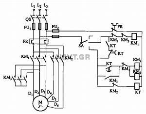 Two Speed Motor Wiring Diagram