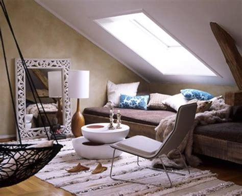 chambre de bonne 20 beautiful attic living room design ideas rilane
