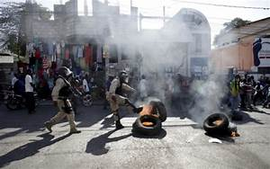 Ex–Haiti Coup Leader Decries Canceled Election   Al ...