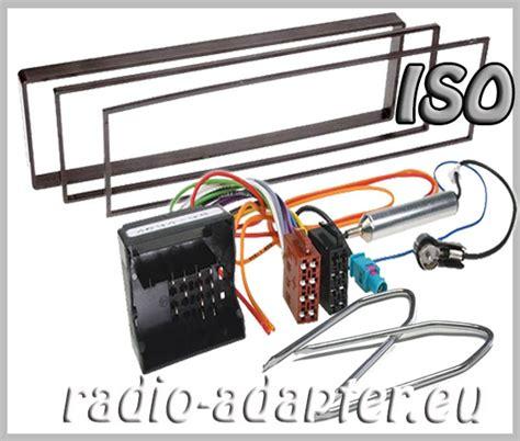 citroen c2 c3 radioblende radioadapter iso autoradio einbauset car hifi radio adapter eu