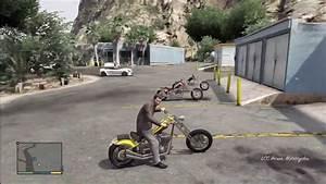 GTA 5: Rare, Hidden Chooper Bike (LCC Hexen) Spawn ...