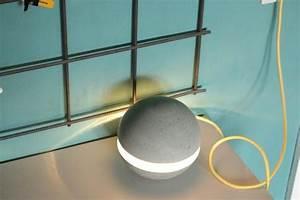 Tischlampe Selber Bauen : die besten 25 lampe beton ideen auf pinterest ~ Michelbontemps.com Haus und Dekorationen