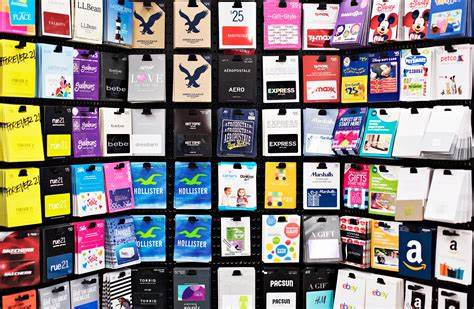 Gift Cards Give The Fine Present What To Do With All Those Gift Cards You Just Can
