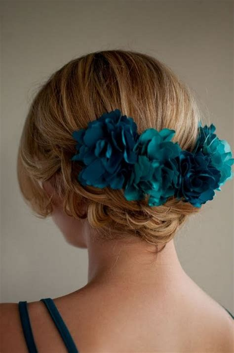 romantic  braided updo  corsage gorgeous hairdos  brides hairstyles weekly