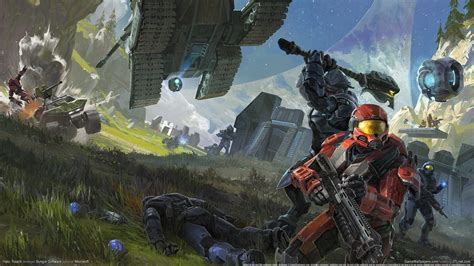 An Amazing Piece Of Concept Art For Halo Reach, Which I Fine Art Photography Courses In Philippines Flower Landscape Business Plan Classes Online Photos Love Museum Of Arts Collection Japanese Garden