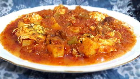 recette cuisine tunisienne recette chakchouka tunisienne وصفة سهلة لعمل الشكشوكة التونسية