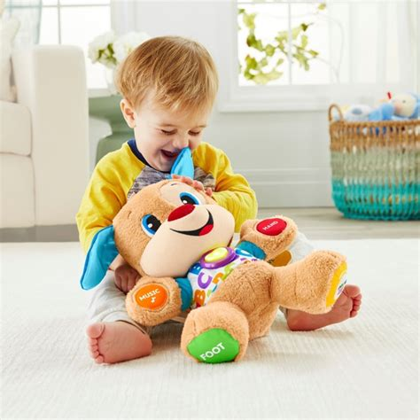 fisher price laugh learn smart stages puppy educational