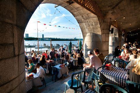 Boat Basin Cafe manhattan living 183 restaurant of the month boat basin cafe