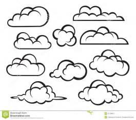 Smoke Cloud Clip Art Drawing