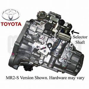 Mwr Toyota Transmission  U2013 Mr2 Spyder 6