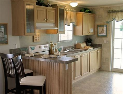 Zspmed Of Mobile Home Kitchen Design Ideas