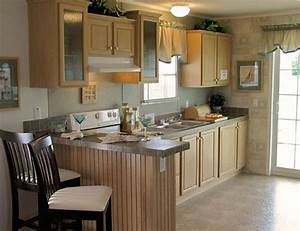 zspmed of mobile home kitchen design ideas With small mobile home kitchen designs