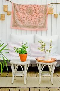 Ideen Für Kerzenständer : diynstag 16 kreativ ideen f r balkon und terrasse ~ Orissabook.com Haus und Dekorationen