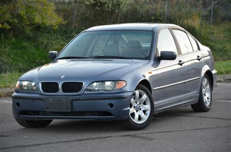 2002 Bmw 325i Mpg by 2002 Bmw 3 Series 325i 4dr Sedan In Englewood Co Layal