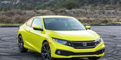 2021 Honda Civic Coupe: Price, MPG, Performance, Specs and ...