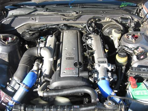 Supercharged 22r Toyota