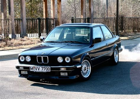 1985 Bmw 325  Information And Photos Momentcar