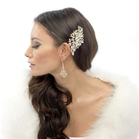 Wedding Hair Accessories by Wedding Hair Accessories With A Touch Of Vintage Vintage