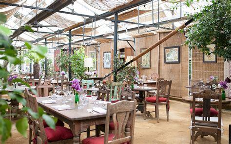 London's Most Charming Garden Restaurants  Travel + Leisure