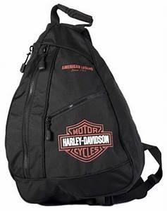 Harley Davidson Rucksack Wasserdicht : harley davidson bar shield sling backpack bp1957s orgblk ~ Jslefanu.com Haus und Dekorationen
