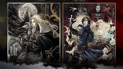 Castlevania Requiem Rondo Blood Symphony Night Test