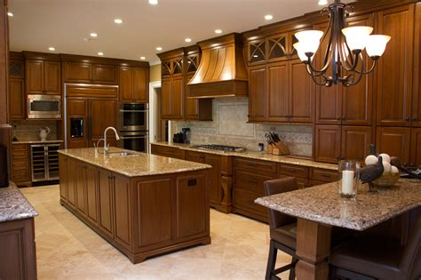 kitchen wood cabinet traditional kitchen brown mike s woodworking 3503