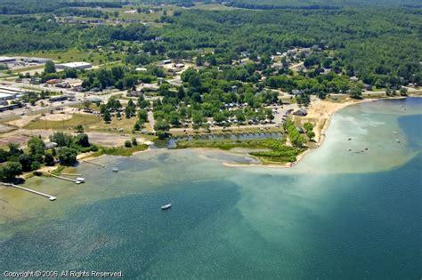 Boat Slip Jordan Lake by East Jordan Tourist Park Marina In East Jordan Michigan