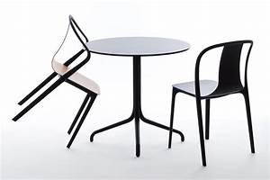 Vitra Tisch Rund : collection de mobilier belleville erwan ronan ~ Michelbontemps.com Haus und Dekorationen
