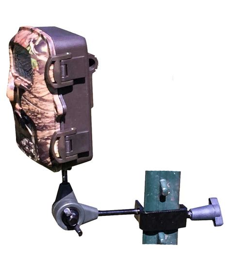 GSM HME TPCH Products T-Post Trail Camera Holder