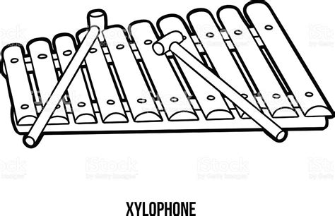 image result  xylophone drawing preschool