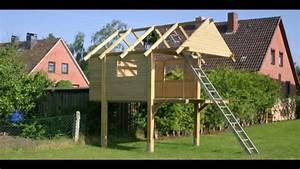 Bauen Für Kinder : stelzenhaus selber bauen spielturm build a stilthouse ~ Michelbontemps.com Haus und Dekorationen