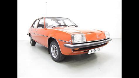amazing vauxhall cavalier mk1 2000 gl one owner 51 348 history sold youtube