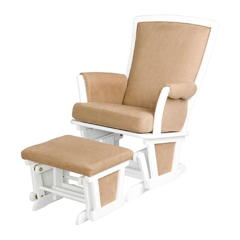 glider chair and ottoman delta children glider chair with ottoman white baby