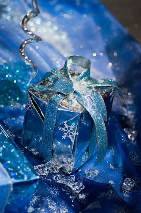 blue and silver christmas 35 silver and blue d 233 cor ideas for and new year digsdigs