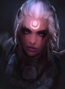 diana by yy6242 female elf fighter paladin ranger ...
