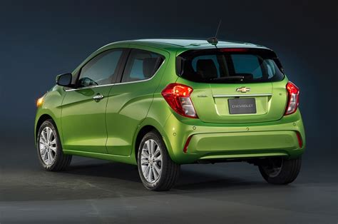 2018 Chevrolet Spark  Redesign, Changes, Price, Release