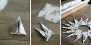 Origami Stern 5 Zacken : nachmachtipp origami zackenstern sinnenrausch diy und interior blog ~ Watch28wear.com Haus und Dekorationen
