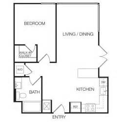 1 bedroom floor plans 1 bedroom apartments eastown apartments