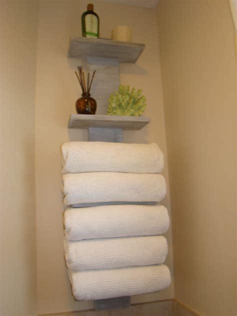 Useful Bathroom Towel Storage Ideas That You Will Love