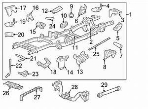 Dodge Ram 2500 Powertrain Skid Plate  Case  Model