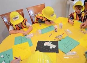 Spiele Für Draußen Kindergeburtstag : bauarbeiter kindergeburtstag mottoparty indoor spiele mattes ~ Frokenaadalensverden.com Haus und Dekorationen