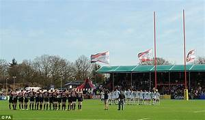 Saracens praise fans for minute's silence for Baroness