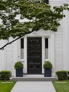 Front, Porch, Planter