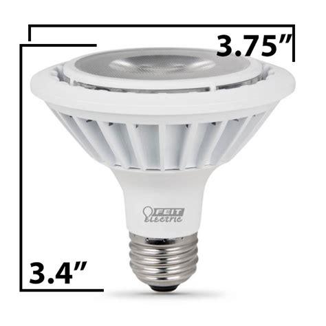 120v 12w warm white led neck par30 light bulb gen5